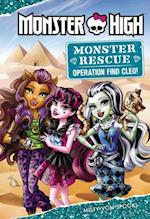 Operation Find Cleo! (Monster Rescue)
