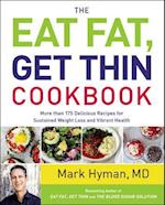 The Eat Fat, Get Thin Cookbook af Mark Hyman
