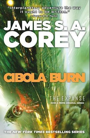 Bog paperback Cibola Burn af James S A Corey