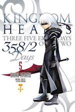 Kingdom Hearts Three Five Eight Days Over 2 5 (Kingdom Hearts)
