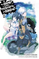Is It Wrong to Try to Pick Up Girls in a Dungeon?, Vol. 1 af Fujino Omori