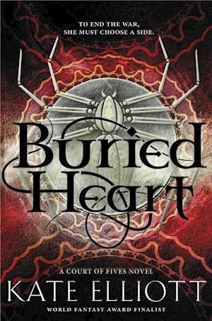 Bog, hardback Buried Heart af Kate Elliott