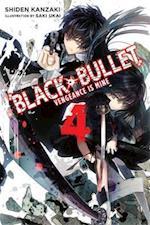 Black Bullet, Vol. 4 (light novel)