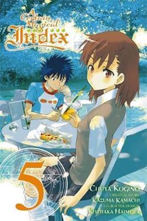 A Certain Magical Index, Vol. 5 (manga)