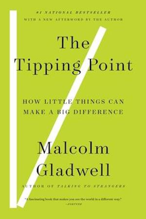 Bog, paperback The Tipping Point af Malcolm Gladwell