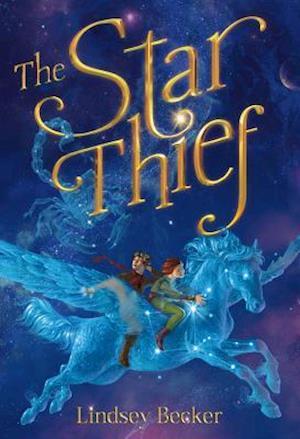 Bog, hardback The Star Thief af Lindsey Becker