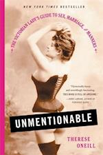 Unmentionable af Therese Oneill