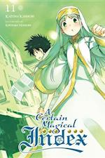 A Certain Magical Index, Vol. 11 (light novel) af Kazuma Kamachi