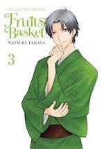 Fruits Basket 3 af Natsuki Takaya