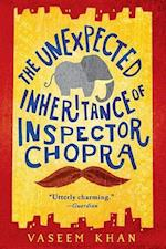 The Unexpected Inheritance of Inspector Chopra (Baby Ganesh Agency Investigation, nr. 1)