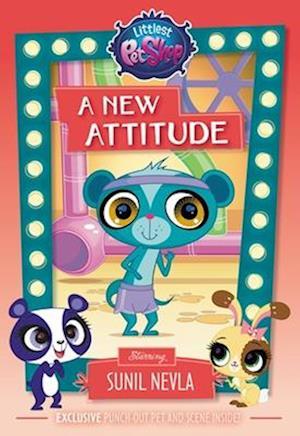 Bog, paperback A New Attitude af Lisa Shea