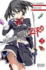 Akame Ga Kill! Zero 3 (Akame Ga Kill)