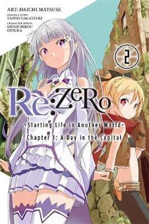 Re:ZERO -Starting Life in Another World-, Vol. 2 (light novel)