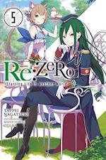 Re:Zero Starting Life in Another World (Rezero, nr. 5)