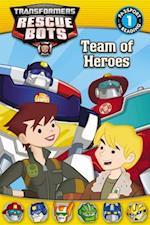 Team of Heroes (Passport to Reading)