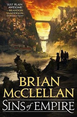 Bog, hardback Sins of Empire af Brian Mcclellan