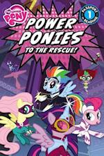 Power Ponies to the Rescue! (Passport to Reading)