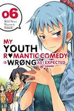 My Youth Romantic Comedy Is Wrong, As I Expected @ Comic 6 (My Youth Romantic Comedy Is Wrong As I Expected Comic)