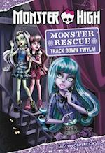 Track Down Twyla! (Monster High Monster Rescue)