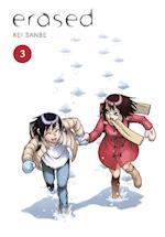 Erased, Vol. 3 af Kei Sanbe