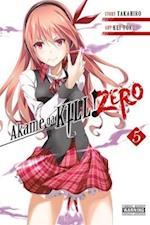 Akame Ga Kill! Zero 5 (Akame Ga Kill)