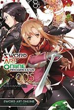 Sword Art Online Progressive, Vol. 5 (manga)