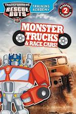 Monster Trucks & Race Cars! (Passport to Reading)