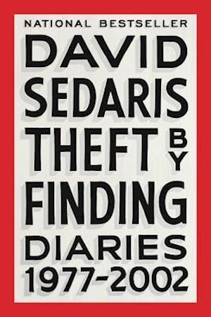 Bog, hardback Theft by Finding af David Sedaris