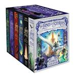 The Land of Stories Complete Hardcover Gift Set (Land of Stories)