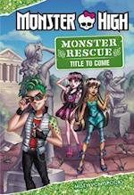I Spy Deuce Gorgon! (Monster High Monster Rescue)