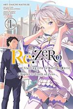 Re-Zero Starting Life in Another World Chapter 3 Truth of Zero 1 (Rezero starting Life in Another World)