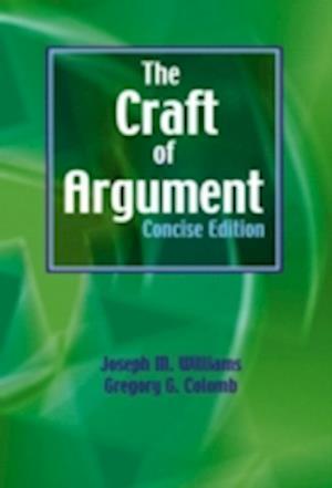 Bog, paperback The Craft of Argument af Joseph M Williams