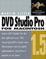 DVD Studio Pro 1.5 for Macintosh (Visual QuickPro Guides)