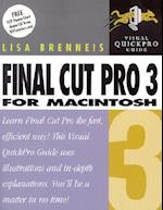 Final Cut Pro 3 for Macintosh (Visual QuickPro Guides)