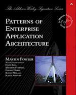 Patterns of Enterprise Application Architecture af Robert Mee, Martin Fowler, David Rice