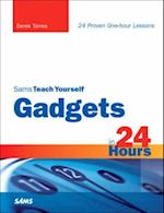 Sams Teach Yourself Gadgets in 24 Hours (Sams Teach Yourself in 24 Hours)