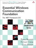 Essential Windows Communication Foundation