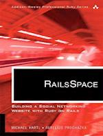 Railsspace (Addison-wesley Professional Ruby)
