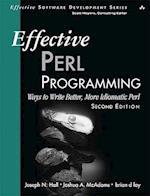 Effective Perl Programming (Effective Software Development)