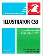 Illustrator CS3 for Windows and Macintosh (Visual QuickStart Guides)