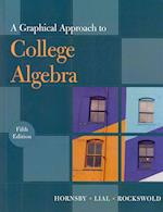 A Graphical Approach to College Algebra Plus MyMathLab/MyStatLab Student Access Code Card af Gary K Rockswold, Margaret L Lial, John Hornsby