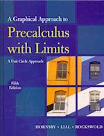 A Graphical Approach to Precalculus with Limits af John Hornsby, Margaret L Lial