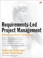 Requirements-Led Project Management af Suzanne Robertson, James C. Robertson