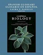 Spanish Glossary for Campbell Biology af Lisa A. Urry, Jane B. Reece, Michael L. Cain