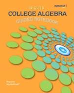 Guided Notebook for Trigsted College Algebra af Kirk Trigsted