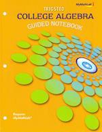 MyMathLab College Alg Sak SA&Gde Notebk Pkg af Kirk Trigsted