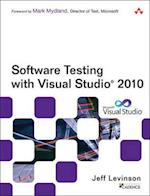 Software Testing with Visual Studio 2010 (Microsoft .Net Development)