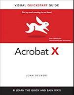 Acrobat X (Visual QuickStart Guides)