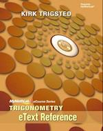 Etext Reference for Trigonometry
