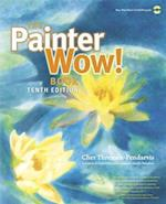 The Painter Wow! Book [With CDROM] (Wow)